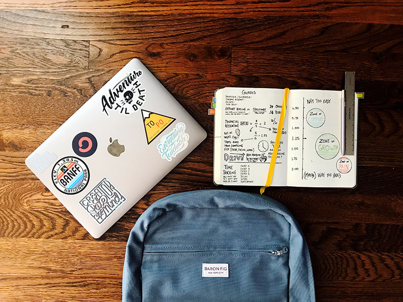 Heading to College? 3 Pieces of Advice